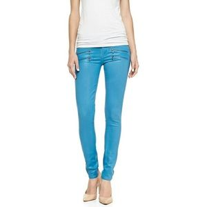 NEW Paige Edgemont faux leather Ultra Skinny Jeans